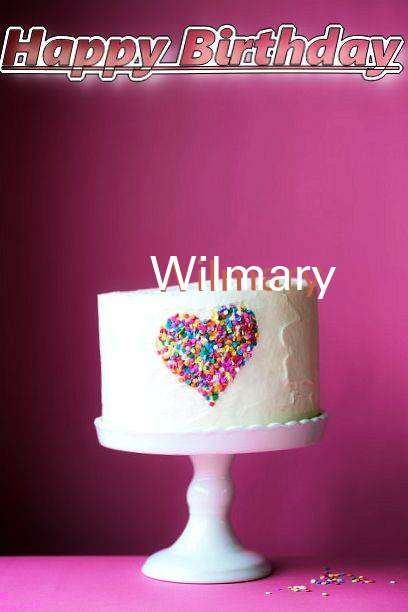 Birthday Wishes with Images of Wilmary