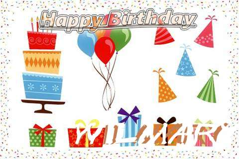 Happy Birthday Wishes for Wilmary
