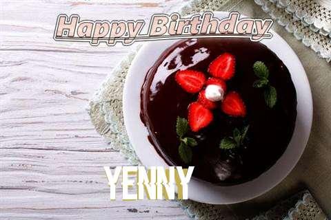 Yenny Cakes