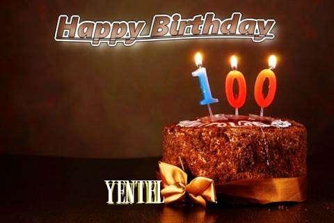 Yentel Birthday Celebration