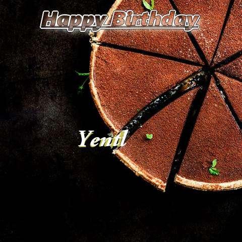 Birthday Images for Yentl