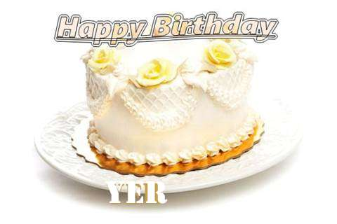 Happy Birthday Cake for Yer