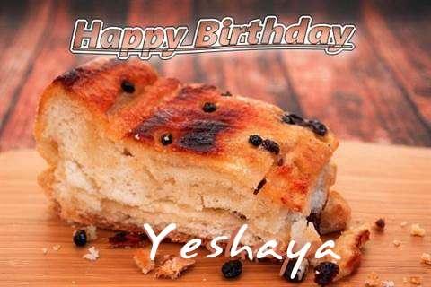 Yeshaya Birthday Celebration