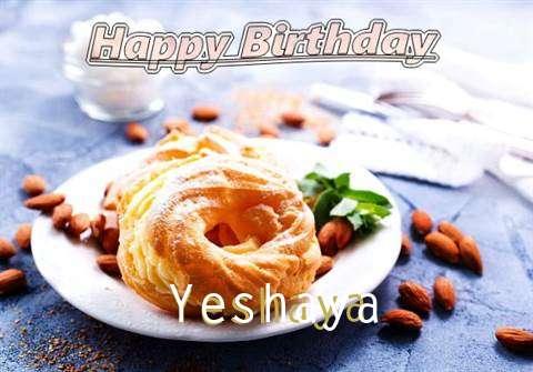 Yeshaya Cakes