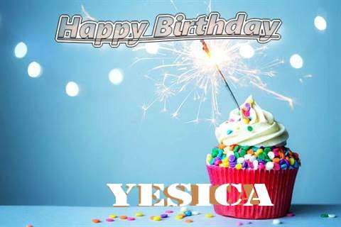 Happy Birthday Wishes for Yesica