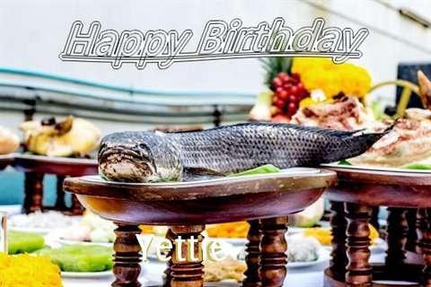 Yettie Birthday Celebration