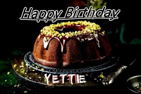 Wish Yettie