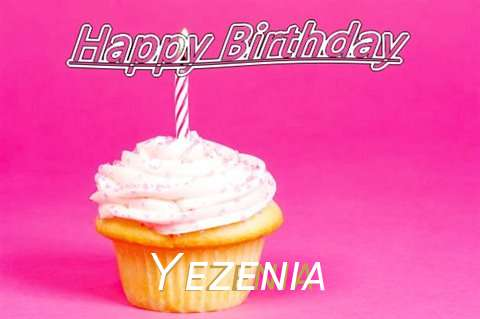 Birthday Images for Yezenia