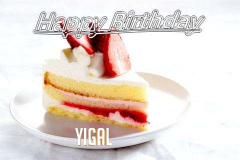 Happy Birthday Yigal