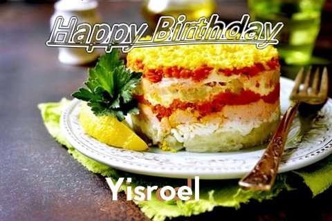 Happy Birthday to You Yisroel