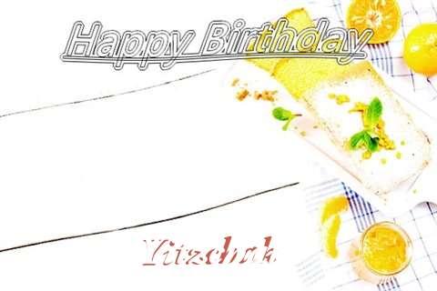 Birthday Wishes with Images of Yitzchak
