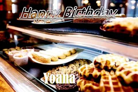 Birthday Images for Yoana