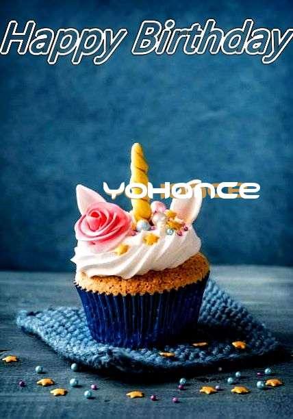 Happy Birthday to You Yohance