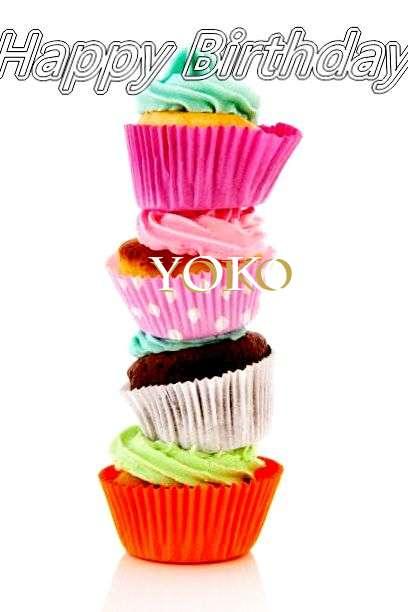 Happy Birthday to You Yoko