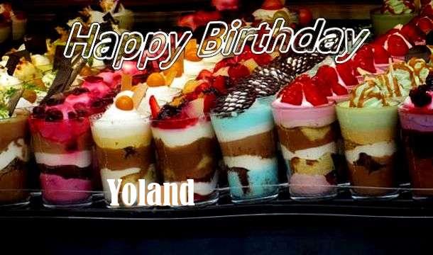 Yoland Birthday Celebration