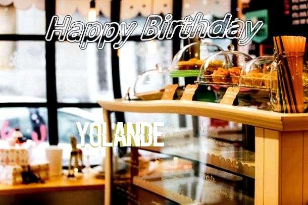 Wish Yolande