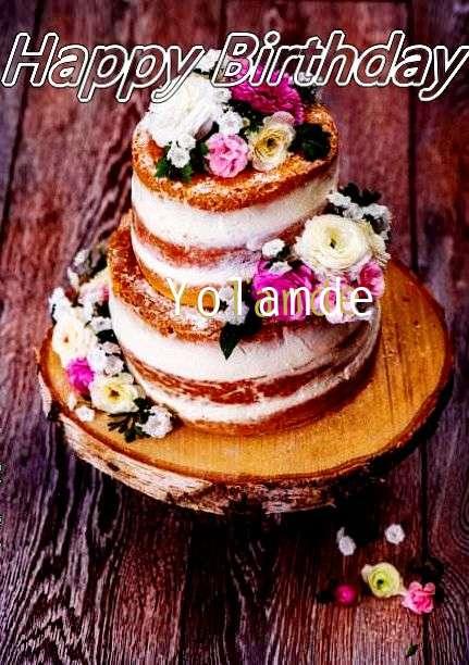 Yolande Cakes