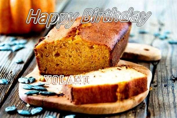 Birthday Images for Yolane
