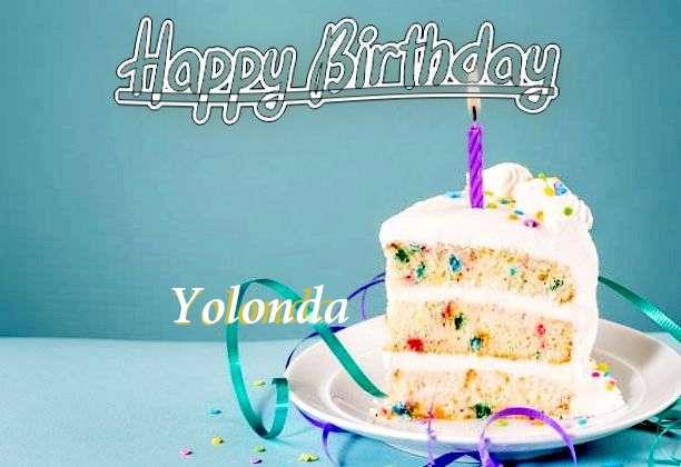 Birthday Images for Yolonda