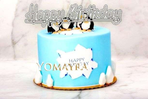 Happy Birthday Yomayra