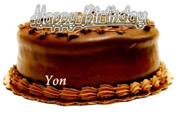 Happy Birthday to You Yon