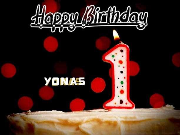 Happy Birthday to You Yonas