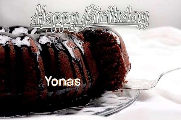 Wish Yonas