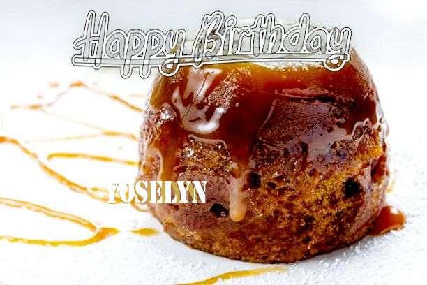 Happy Birthday Wishes for Yoselyn