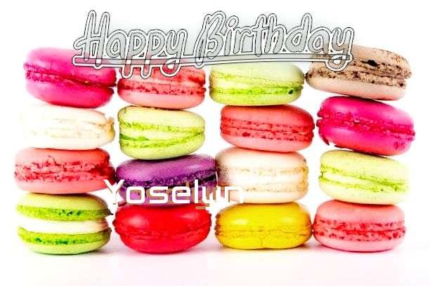 Happy Birthday to You Yoselyn