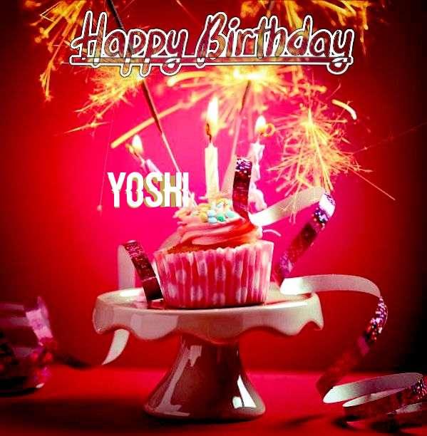 Yoshi Cakes