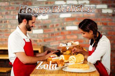 Birthday Images for Zola