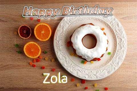 Zola Cakes