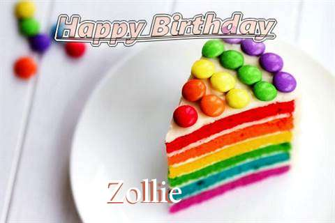 Zollie Birthday Celebration