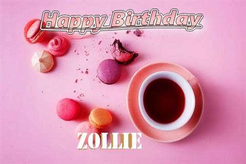 Happy Birthday to You Zollie