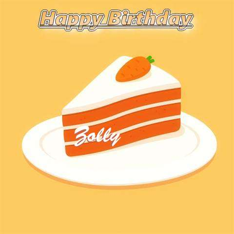 Birthday Images for Zolly