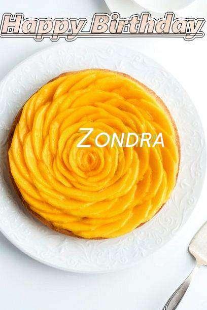 Birthday Images for Zondra