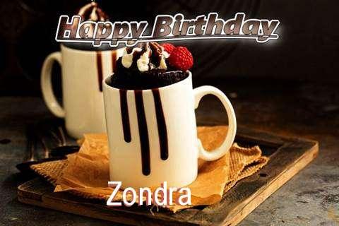 Zondra Birthday Celebration