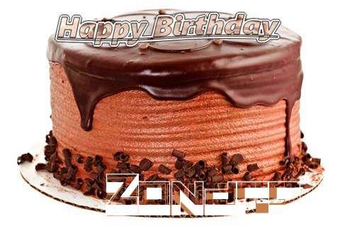 Happy Birthday Wishes for Zondra