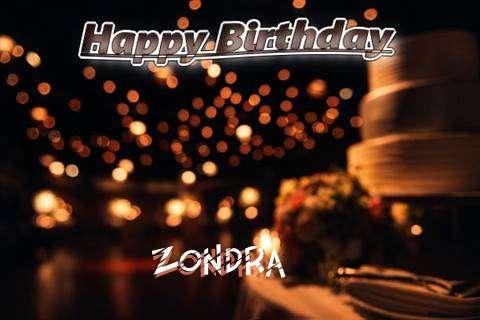 Zondra Cakes