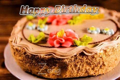 Happy Birthday Zong