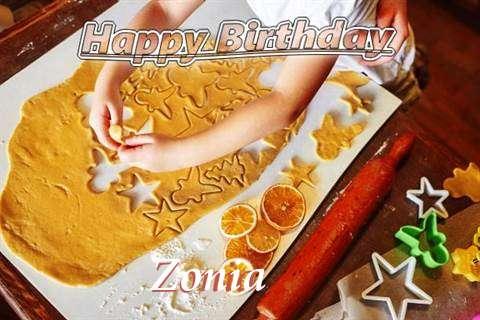 Zonia Birthday Celebration