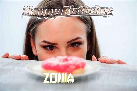 Zonia Cakes