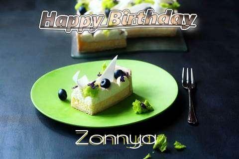 Zonnya Birthday Celebration