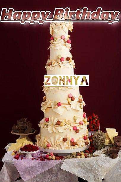 Zonnya Cakes