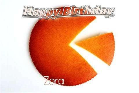 Zora Birthday Celebration