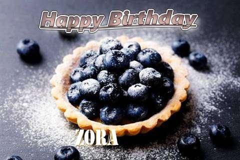 Zora Cakes