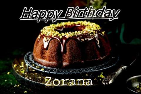 Wish Zorana