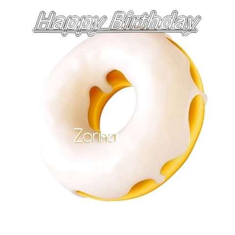 Birthday Images for Zorina