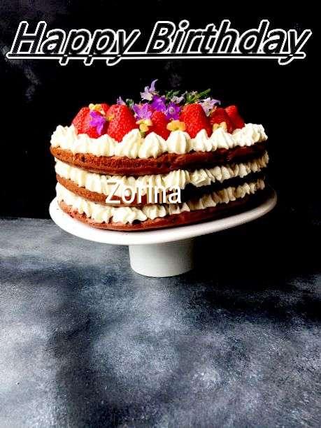 Wish Zorina