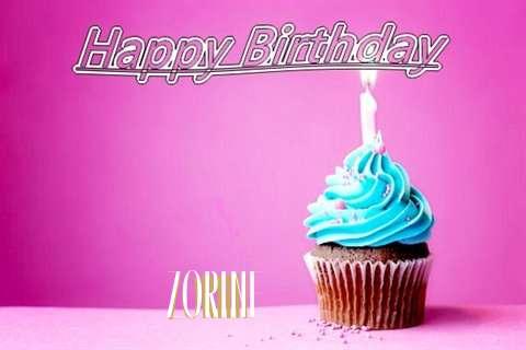 Birthday Images for Zorine